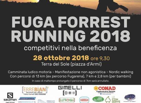 Fuga Forrest 2018
