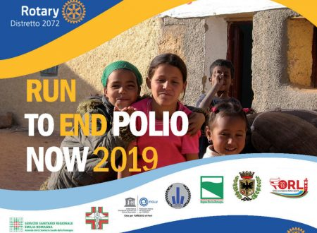 Run to end polio now 19